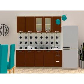 Кухня 2,0 София Престиж шоколад супермат