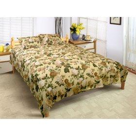 Двуспальный комплект постельного белья Илона