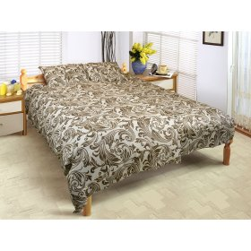 Двуспальный Евро комплект постельного Роуз