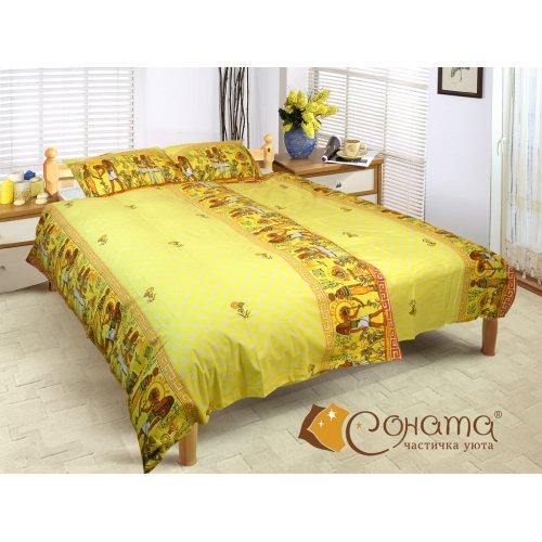 Полуторный комплект постельного белья Египет