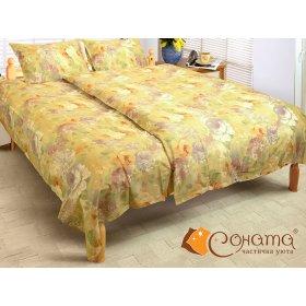 Двуспальный комплект постельного белья Эвелин