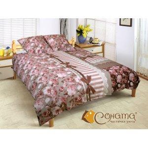 Комплект постельного белья Карла