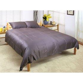Двуспальный-евро комплект постельного белья Дженис