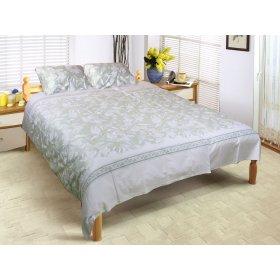 Двуспальный-евро комплект постельного белья Ванда