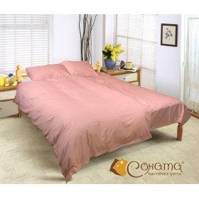 Двуспальный комплект постельного белья Адель