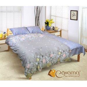 Двуспальный комплект постельного белья Амбер