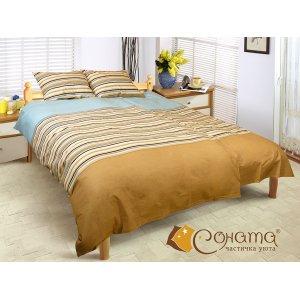 Комплект постельного белья Агузель двуспальный