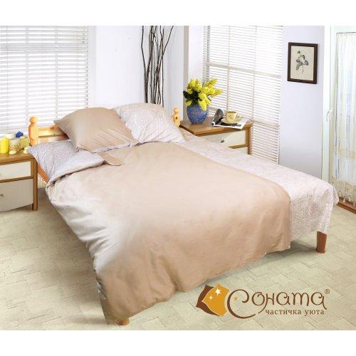 Семейный комплект постельного белья Беата