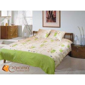 Двуспальный комплект постельного белья Дебора