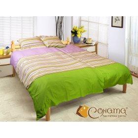 Двуспальный комплект постельного белья Элеф
