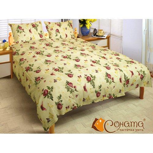 Двуспальный комплект постельного белья Франсуаза
