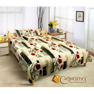 Семейный комплект постельного белья Габриэла