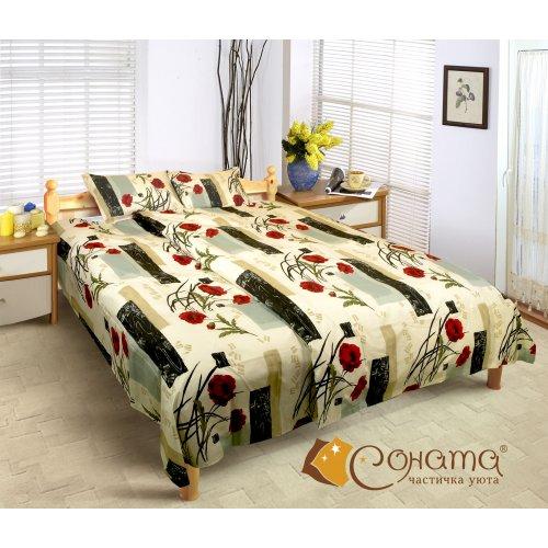Двуспальный комплект постельного белья Габриэла