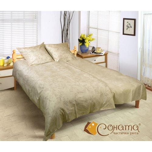 Двуспальный комплект постельного белья Индира