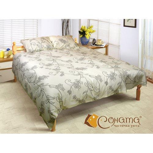 Двуспальный комплект постельного белья Кассиопея