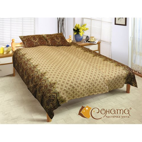 Полуторный комплект постельного белья Кейра