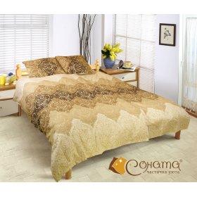 Двуспальный комплект постельного белья Констанция