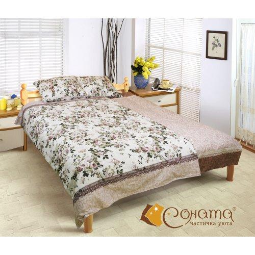 Семейный комплект постельного белья Лисана