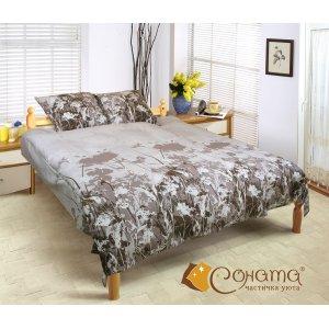 Семейный комплект постельного белья Марион