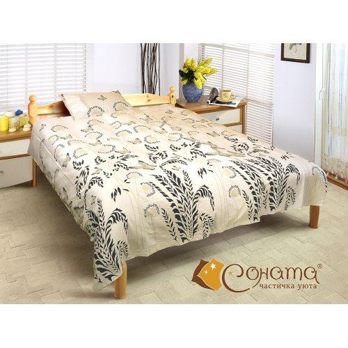 Двуспальный комплект постельного белья Медея