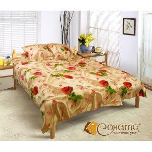 Семейный комплект постельного белья Невена