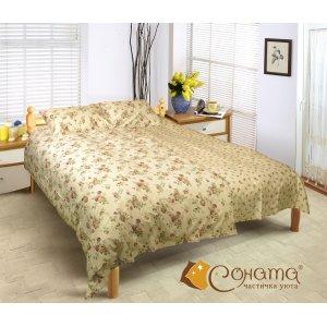 Двуспальный комплект постельного белья Софи