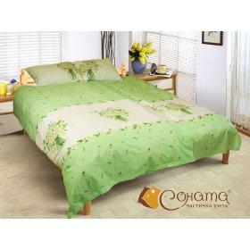 Двуспальный комплект постельного белья Стелла