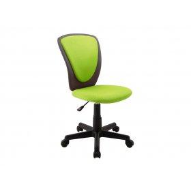 Детское компьютерное кресло Bianca green-dark gray