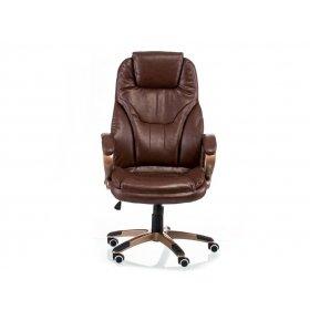 Кресло офисное Special4You Bayron  brown
