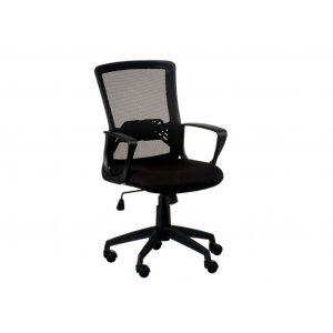 Кресло офисное Admit black
