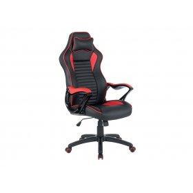 Офисное кресло Nero black/red