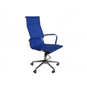 Кресло офисное Solano mesh blue