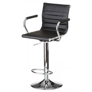 Кресло барное Bar black
