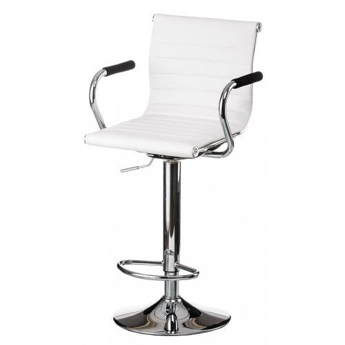 Кресло барное Bar white
