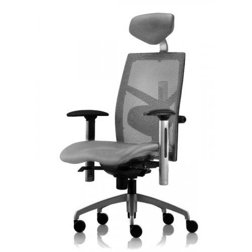 Кресло офисное Exact slategrey fabric, slategrey mesh