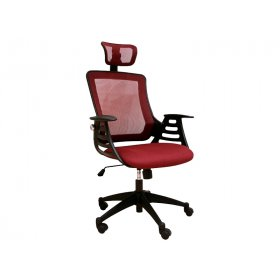 Кресло офисное Office4You MERANO headrest Bordeaux