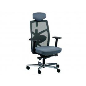 Кресло офисное TUNE SLATEGREY/BLACK