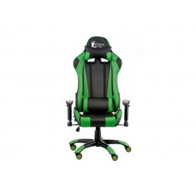 Кресло офисное Special4You ExtremeRace black/green