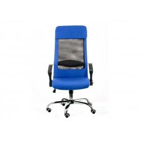 Кресло офисное Special4You Silba blue