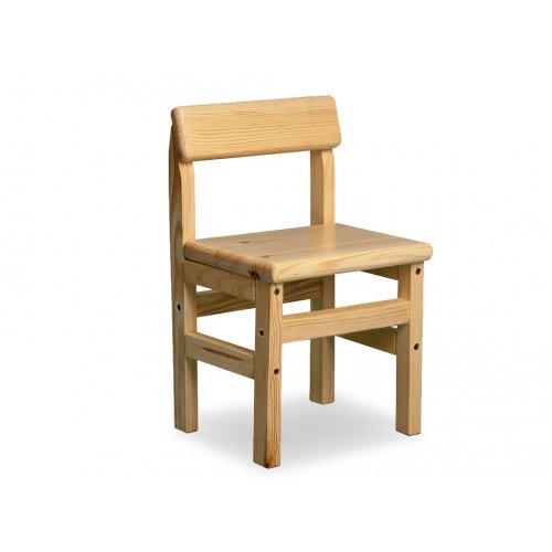Детский стульчик сосновый Baby-2