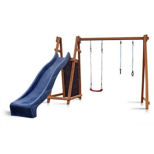 Детская горка 3-х метровая Babyland-8