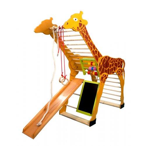 Спортивный уголок Жираф