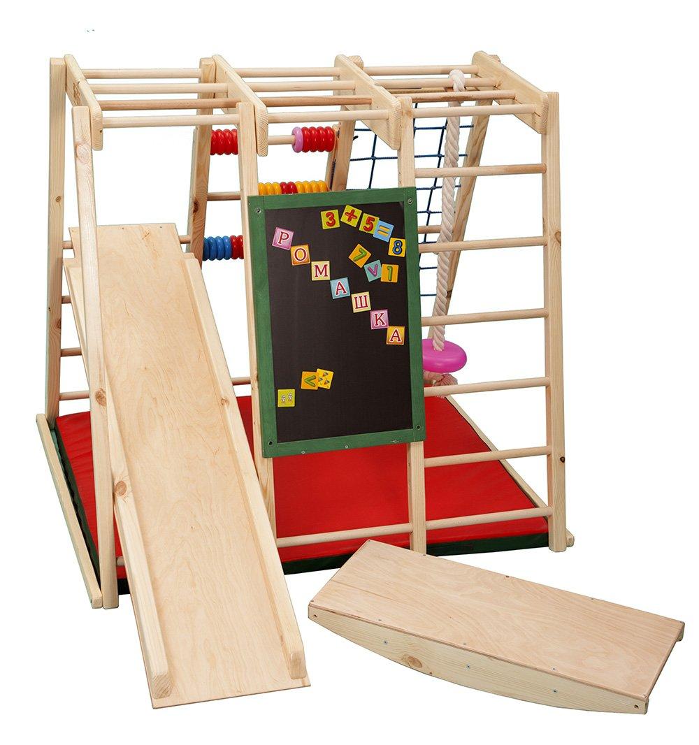 Детский спортивный уголок дома