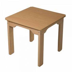 Детский столик буковый Baby-3
