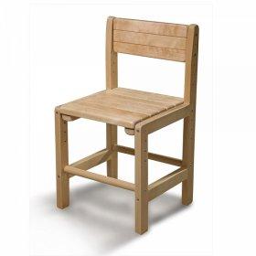 Детский стульчик буковый Baby-1