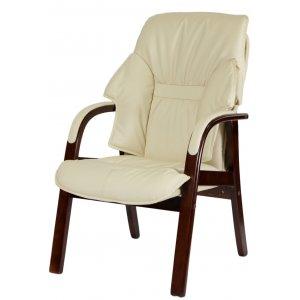 Конференц кресло CA7047 бежевое