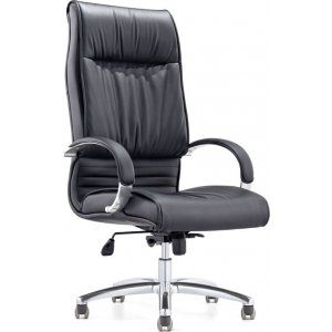 Кресло руководителя A823 Italia черное