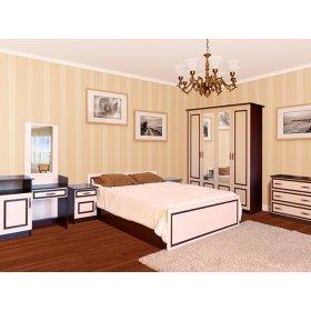 Спальня Ким светлая венге