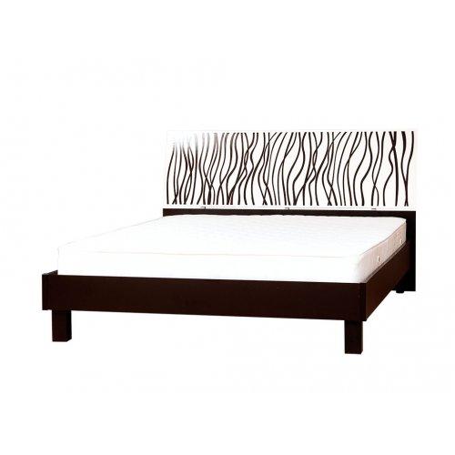 Кровать Бася новая (Нейла) 160х200