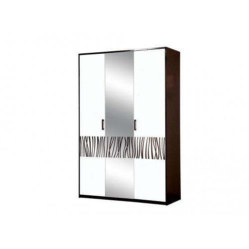 Шкаф Бася новая (Нейла) 3Д